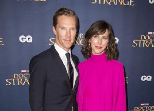 Benedict Cumberbatch And Wife Welcome Baby Boy - Report