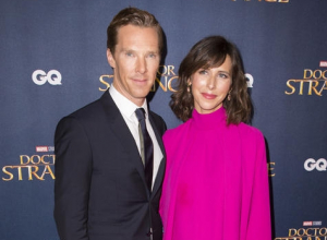 What Has Benedict Cumberbatch Named His Second Son?