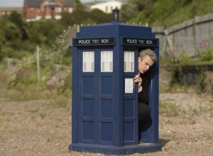 Peter Capaldi Hasn't Decided If He'll Continue With Doctor Who