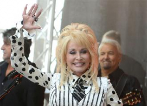 Dolly Parton Renames A Dollywood Ride Amid Black Lives Matter Movement
