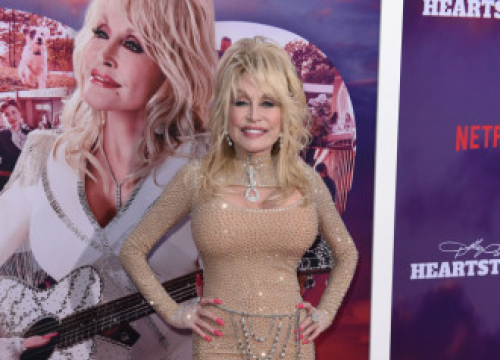 Dolly Parton Wants Wig Line