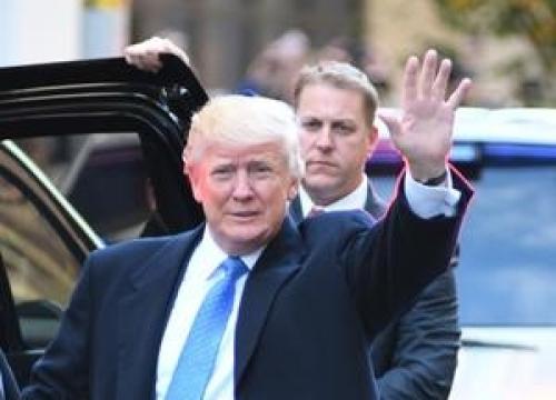Donald Trump Walk Of Fame Star Vandal Sentenced To Probation