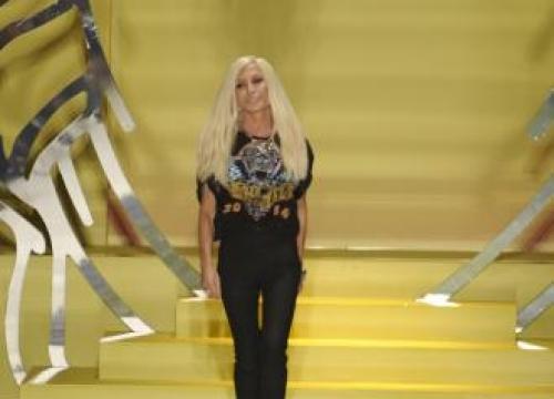 Donatella Versace loves Prince Harry