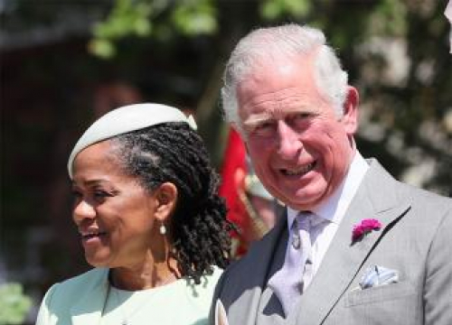 Prince Charles Gives Heartfelt Speech At Lunchtime Reception