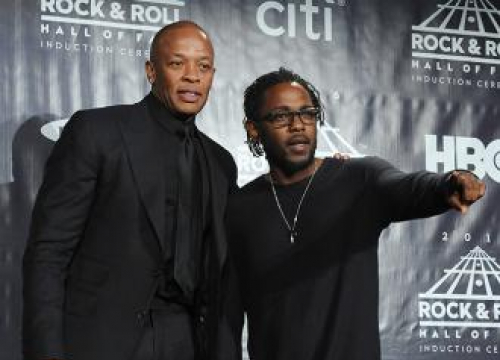 Kendrick Lamar Thought Dr Dre Phone Call Was Prank
