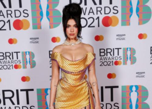 Dua Lipa Wins Big At 2021 Brit Awards