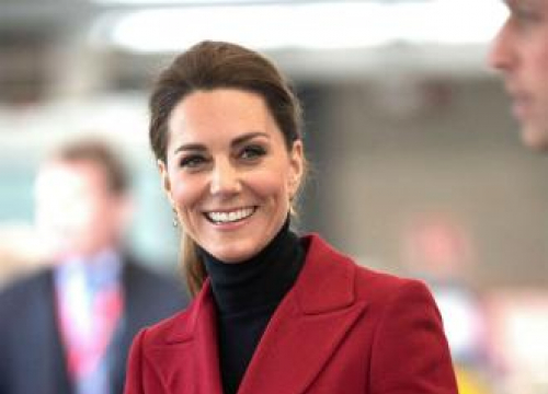 Duchess Catherine 'Can't Believe' Son Prince George Is Already Six