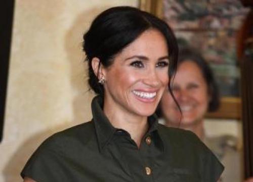 Duchess Meghan Wears Diana's Earrings In Sydney