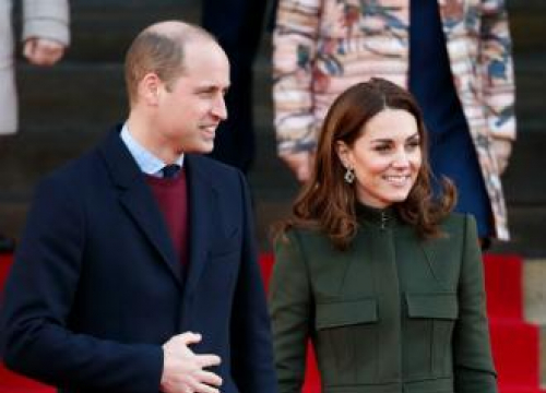 Duke And Duchess Of Cambridge Meet Koala On Zoom