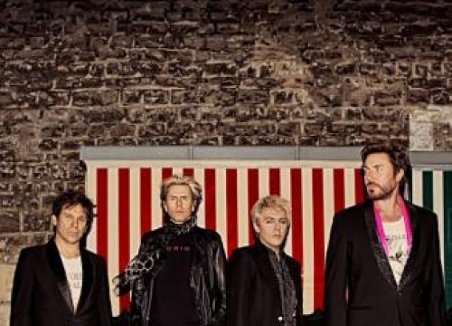 Duran Duran and Kasabian win O2 Silver Clef Awards