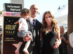 Dwayne Johnson Finally Gets His Star On The Hollywood Walk Of Fame