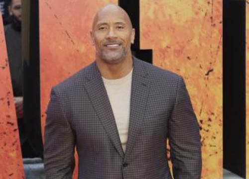 Dwayne Johnson Wants To 'Talk About' Depression