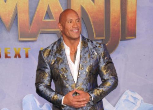 Dwayne Johnson: It's Been A True Honour To Film Black Adam