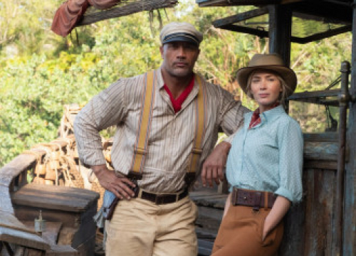 Emily Blunt Finally Rides Jungle Cruise For The First Time