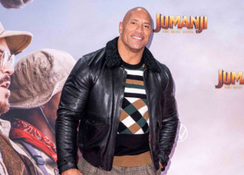 Dwayne Johnson 'Is The Dirty Harry Of Superheroes In Black Adam'