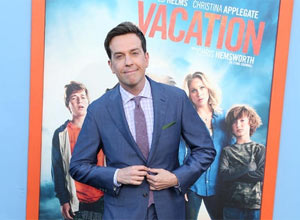 Vacation Puts Ed Helms Face-To-Face With His Heroes