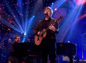 Ed Sheeran - Layla (with Jools Holland and His Rhythm and Blues Orchestra) Live