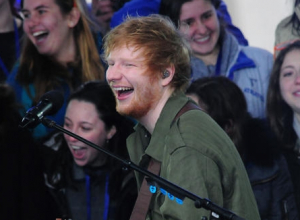 Ed Sheeran Rescues Homeless Liberian Boys With His Own Money