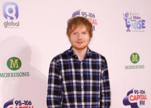 Ed Sheeran's Dad Didn't Believe Royal Cut