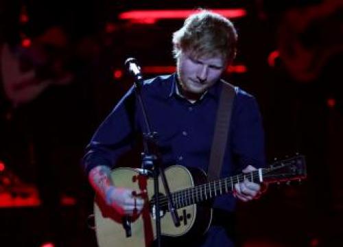 Ed Sheeran Announced European Tour