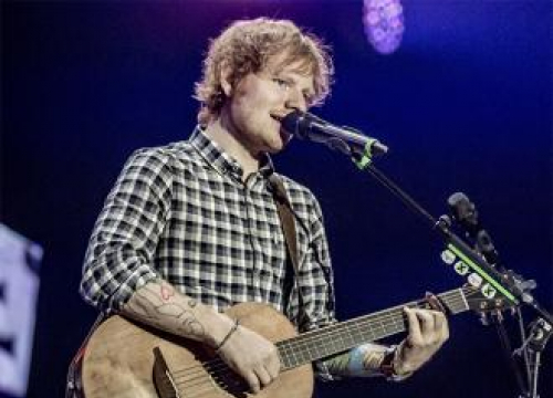 Ed Sheeran Is Anti-social