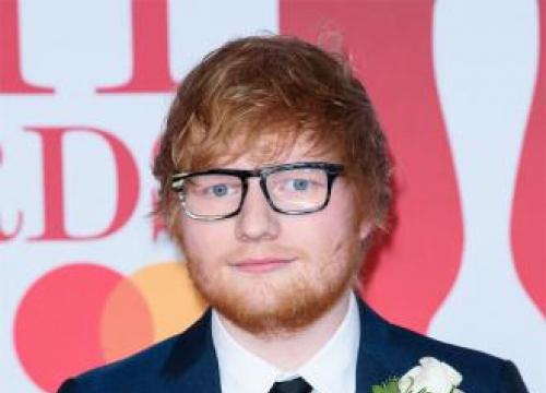 Ed Sheeran's Balaclava Disguise