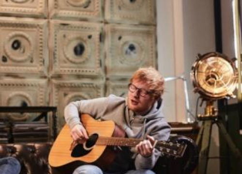 Ed Sheeran 'Ready' For Fatherhood