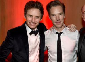 Benedict Cumberbatch Vs. Eddie Redmayne: The Battle Of The BAFTAs