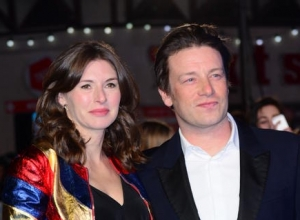 Jamie Oliver Reveals Newborn Son's Name
