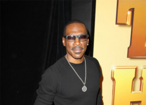 Eddie Murphy: Movie Makeup Is A 'Thankless' Job