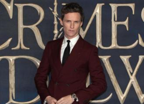 Eddie Redmayne 'Stalks' J. K. Rowling On Twitter For Movie Secrets