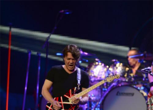 New Eddie Van Halen Evh Guitars To Be Released In Tribute To Late Rock Legend