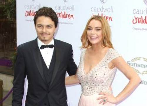 Lindsay Lohan Taking A 'Pause' From Her Engagement