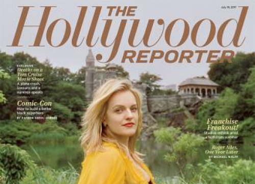 Elisabeth Moss Calls For Equal Rights For Women
