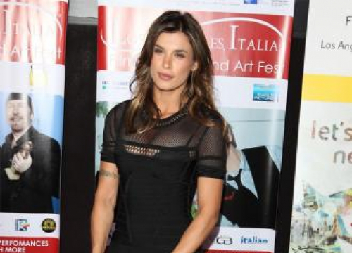 Elisabetta Canalis Congratulates Ex-george Clooney On Baby News