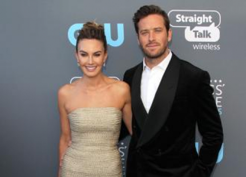 Elizabeth Chambers 'Beyond Grateful' That Armie Hammer Is Her Husband