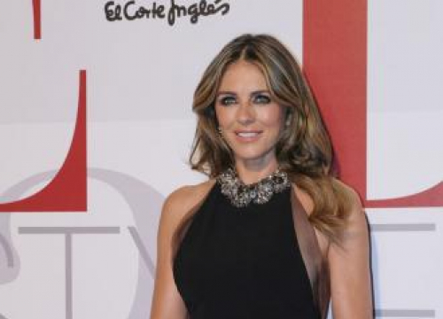 Elizabeth Hurley's Nephew 'Remains In Great Pain'