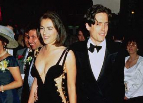 Elizabeth Hurley 'unprepared' For Reaction To 1994 Versace Gown