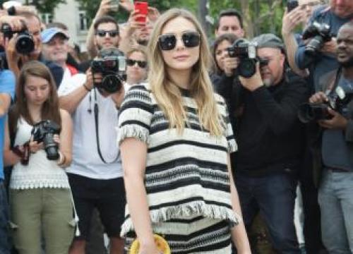 Elizabeth Olsen's Style Muse Is Diane Kruger