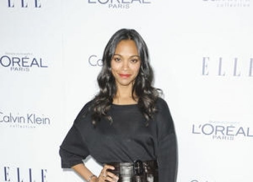 Zoe Saldana 'Feels Great' After Autoimmune Disease Revelation