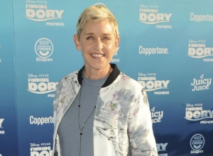Ellen Degeneres Found Inspiration In Finding Dory
