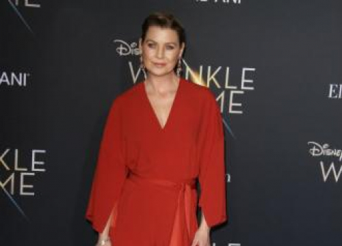 Ellen Pompeo's Purse Snatched In Italy