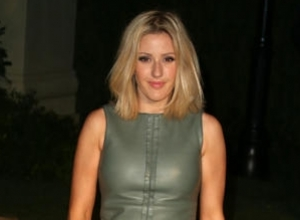 Ellie Goulding Is The New Face Of MAC Cosmetics