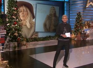 Ellie Goulding - On My Mind - Live On Ellen Video