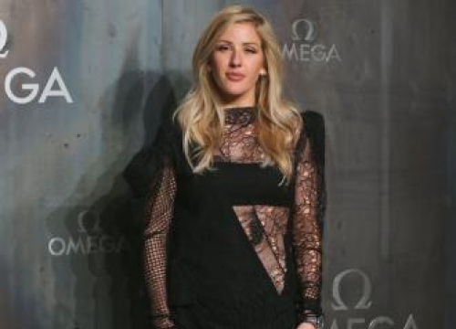 Ellie Goulding Forgets Everything When She Performs