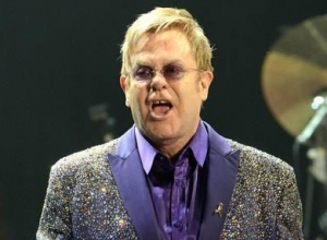 A Pair Of Elton John's Sunglasses Have Been Stolen