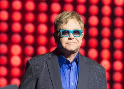 Elton John Curating Amazon Music's Song Of The Day