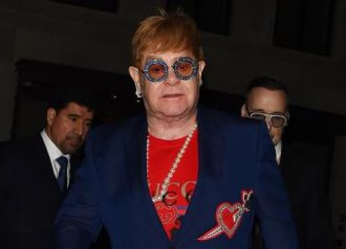 Elton John Can't Do Teenage Cancer Trust Shows Because Of Vegas Residency