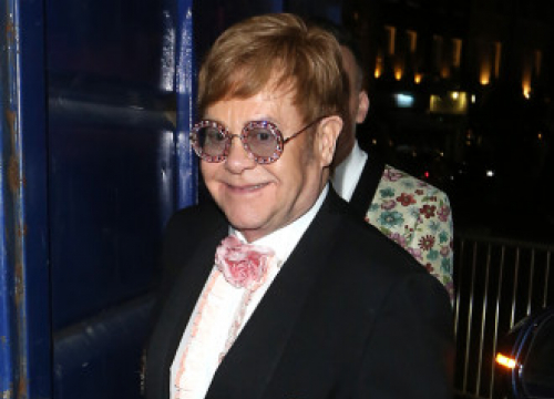 Sir Elton John Still Owns 'Most' Of His Crazy Spectacles