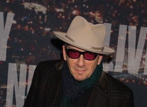 Elvis Costello Writing Memoir